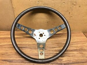 D Superior Performance Products The 500 12 Inch Steering Wheel