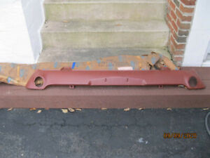 C7wy 17620 A Vintage Ford 67 68 Ford Mercury Cougar Front Valance Nos