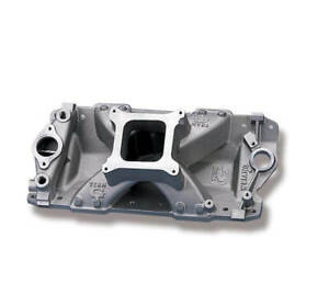 Weiand Team G Intake Manifold For 57 86 Chevy Small Block V8