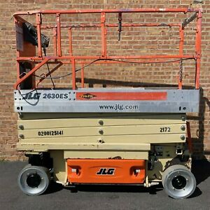 Jlg 2630es Electric Scissor Lift Aerial Lift Win Win Equipment