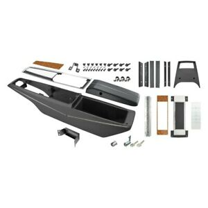 For Chevy Monte Carlo 1970 Restoparts C6872dunas Center Console Kit