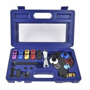 18pc Oil Cooler Fuel A C And Transmission Line Master Disconnect Tool Set Kit