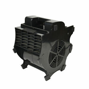 Us Ship High Velocity Blower Fan industrial Air Mover utility Carpet Dryer