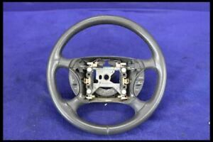 2003 2004 Ford Mustang Cobra Terminator Double Leather Wrapped Steering Wheel