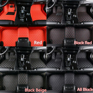 For Toyota Camry Car Floor Mats Carpet Custom Floorliner Auto Mat 2012 2019