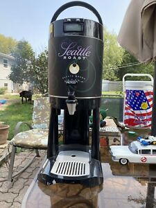 Fetco Thermal Coffee Dispenser 1 Gal W Stand 99025 L3d 15 Counter Table Top