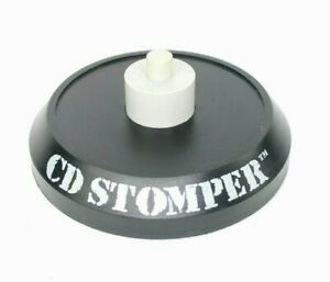 Cd Stomper Label Applicator To Apply Cd Labels Base Only
