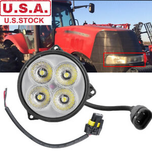 Led Front Hood Light For New Holland T8000 t8010 T8020 T8030 T8040 T8050 Us
