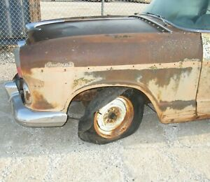 1955 Hudson Hornet 4 Door Left Front Fender
