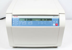 Thermo Fisher Scientific heraeus Megafuge 16 Centrifuge W M 20 Microplate Rotor