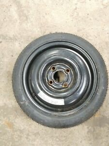 1996 97 98 99 2000 Honda Civic Oem Temporary Spare Tire And Wheel T105 80d13