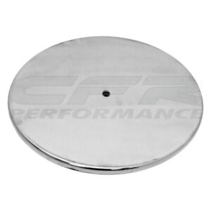 Cfr Performance Hz 6801t pol Round Aluminum Polished Air Cleaner Top
