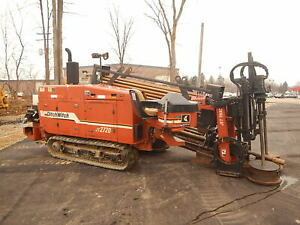 Used Mud water Pump ditch Witch Jt2720 Horizontal Directional Drill Boring