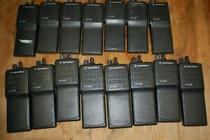 Lot Of 15 Motorola Mt2000 Vhf Radio 48ch H01kdd9aa4an For Parts