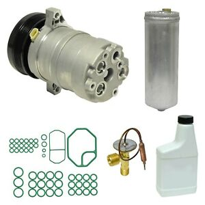 For Isuzu Trooper 1998 2000 Uac A C Compressor Kit