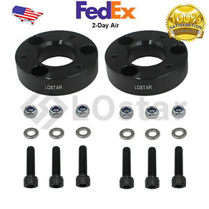 2 Front Leveling Lift Kit For 2006 2019 Dodge Ram 1500 4wd Only