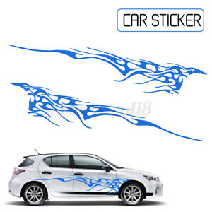 102 X 14 Car Decal Vinyl Graphics Two Side Stickers Body Decals Sticker