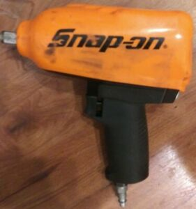 Snap on 1 2 Drive Super Duty Impact Wrench Mg725 1 2 Air Gun like New