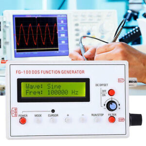 Fg 100 Dds Function Signal Generator Module Good Accuracy Frequency Coun G3