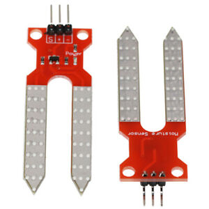 Detection Soil Moisture Sensor Module For Arduino Automatic Watering Syst G3