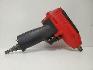 Snap on Mg325 3 8 Drive Air Pneumatic Impact Wrench Red Tested Works