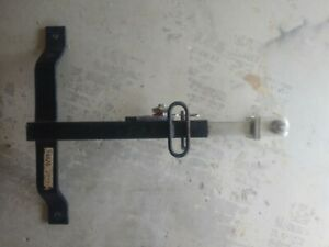 Rear Bumper Tow Towing Trailer Hitch Bar Set Uhaul Attachments