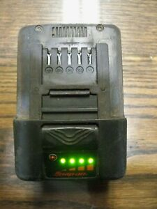 Snap On Cordless Ctb8185 18v 4 0a Li Ion Battery Fit Ct8810 8815 8850 9075