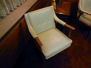 Vintage Mid Century Modern Danish Armchair Lounge Chair 1 More Available