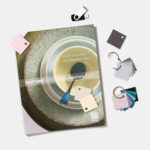 Pantoneview Home Interiors 2021 Book With Paper Swatches Vh2021 tpg