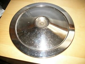 1966 67 68 69 396 427 Corvette Air Cleaner Lid Camaro Chevelle Nova Original Gm
