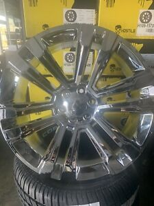 26 Inch Chrome Wheels g10