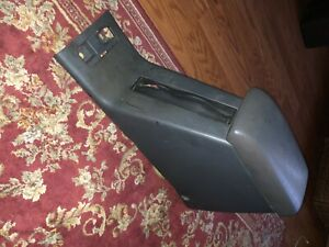 92 95 Honda Civic Eg Arm Rest center Console gray
