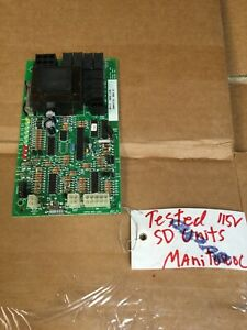 Manitowoc Control Board For All S Series 115v 220v