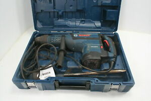 See Notes Bosch Rh1255vc Sds Max Rotary Hammer 2in Vibration Control For Comfort
