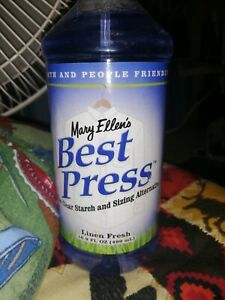 Mary Ellens Best press the clear starch and sizing alternative $6.50