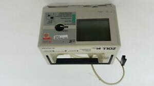 Zoll M Series Cpr Rescue Aid Defib Monitor