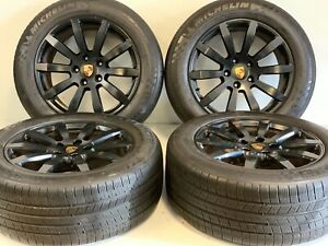 19 Wheels Rims Tires Porsche Cayenne Panamera Gts Turbo Tire Oem Factory Used