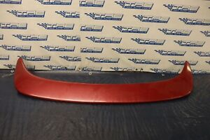 2002 04 Acura Rsx Type S K20a2 2 0l Oem Rear Trunk Spoiler Wing Faded 4449