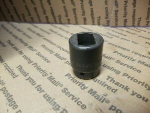 Snap On Tools Usa Clevis Pin Impact Specialty Socket Sps10 1 2 Drive Rare