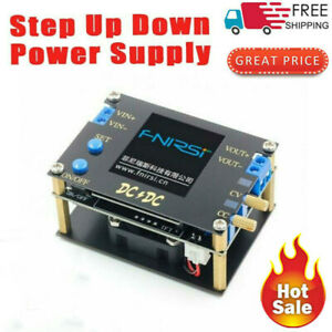 Dc dc Buck boost Converter Adjustable Cc Cv Step Up Down Power Supply Module