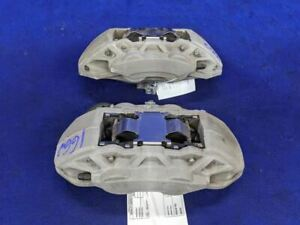 2015 2017 Ford Mustang Gt Ecoboost Brembo Look A Like Ford Brake Caliper Set