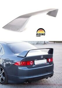 Rear Wing Spoiler For Honda Accord 7 Vii Acura Tsx Cl 03 08 Mugen Gt Wing