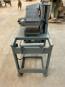 Woodworking Machine Used Williams Hussey Molder Works Good