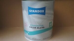 Standox Standohyd Colourblend New 1 Litre Waterbased Basecoat Tinter