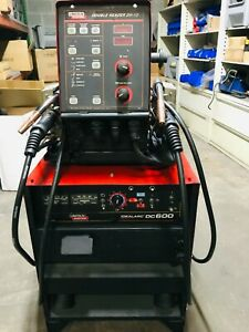 Lincoln Electric Idealarc Dc 600 Multiprocess Welder K1288 17