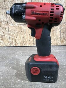 Snap On Ct4418 3 8 Cordless Impact Wrench 14 4 Volt