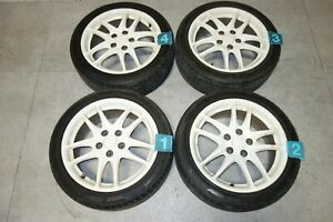 Jdm Acura Rsx Dc5 Type R Rims Wheels Tires 2002 2006 5x114 3 17x7 60 Offset