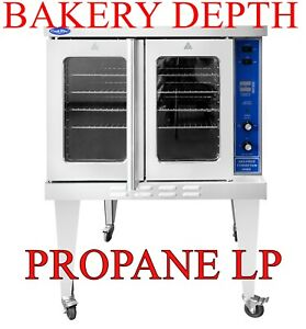 Commercial Convection Oven Lp Nsf Bakery Depth Range Energy Star Atco 513b 1