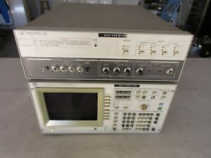 Used Hp 4194a Impedance Gain phase Analyzer option 350