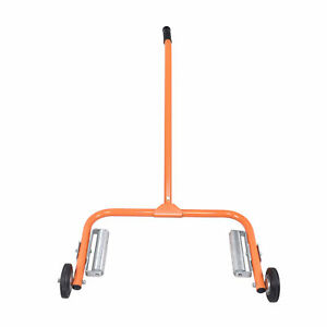 Aain Easy Single Lift Truck Tire Wheel Dolly For Wide Tires Workshop Garage Tool